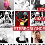 LEO - JiM!X - STEREOBLONDE